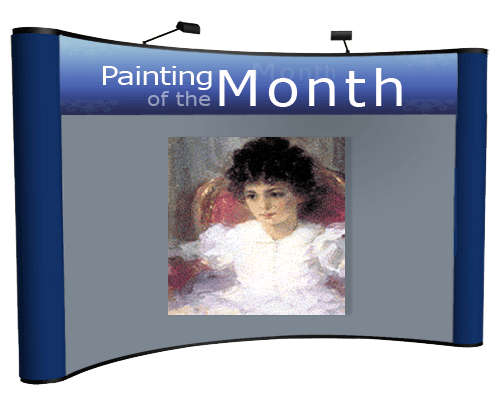 Painting of the Month