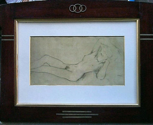 BAKST_-_Dream_framed